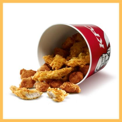 Баскет М KFC