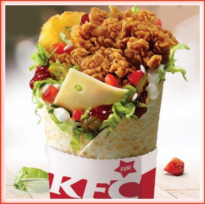 Темный Боксмастер KFC