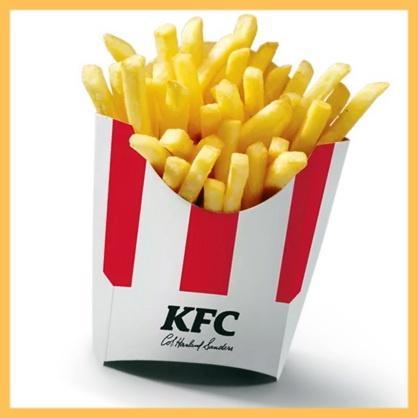 Картофель Фри KFC