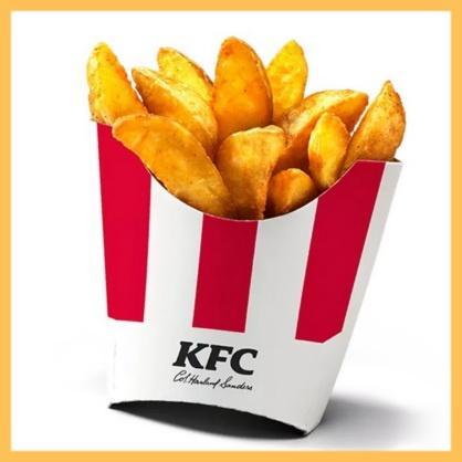 Картофель по деревенски KFC