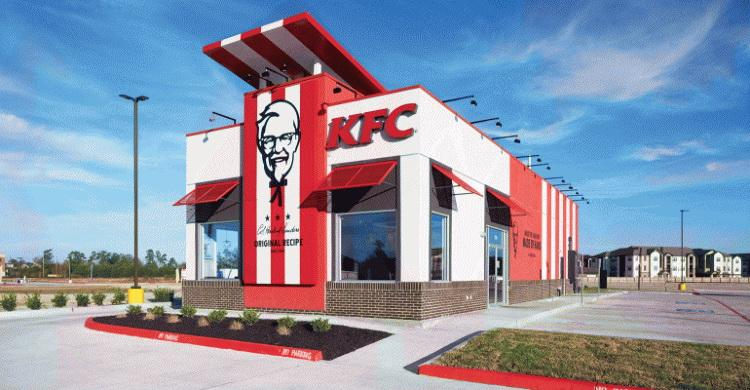 Филиал ресторана KFC