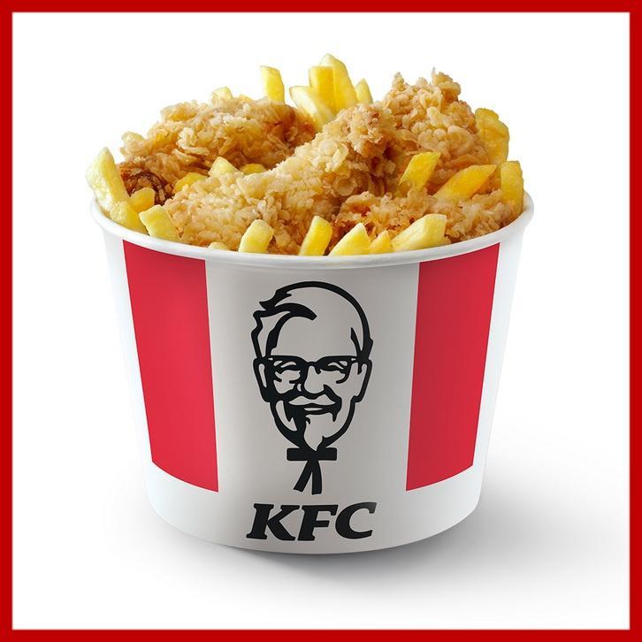 Мой Баскет KFC с крыльями