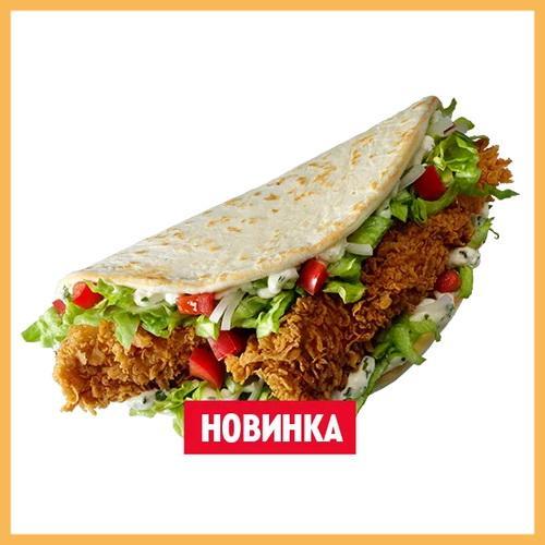 KFC Сандерс Пита