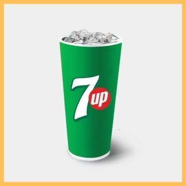 7UP стакан КФС