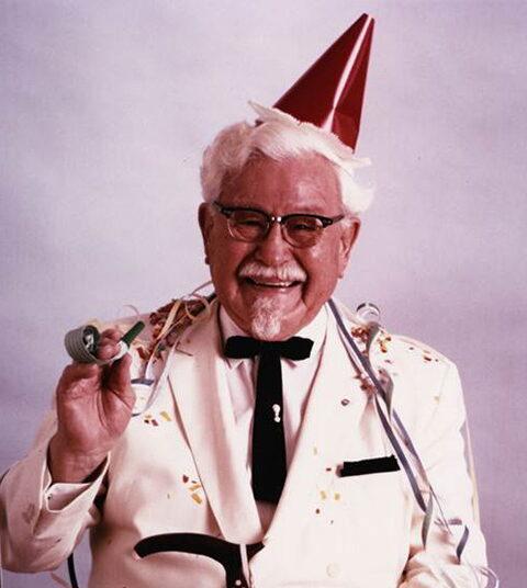 Акция - День рождения KFC