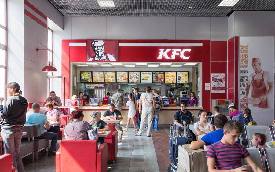 Ресторан KFC